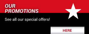 Promotions - See all our special offers!